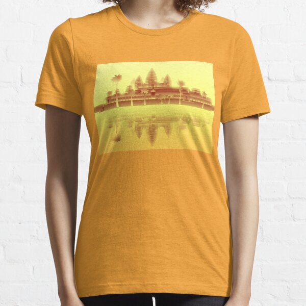 Angkor Wat Heat Essential T-Shirt