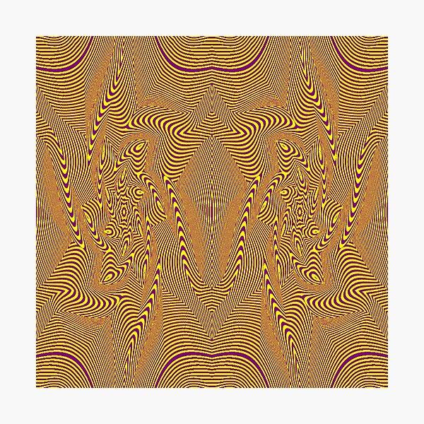 Visual Optical Illusion Photographic Print