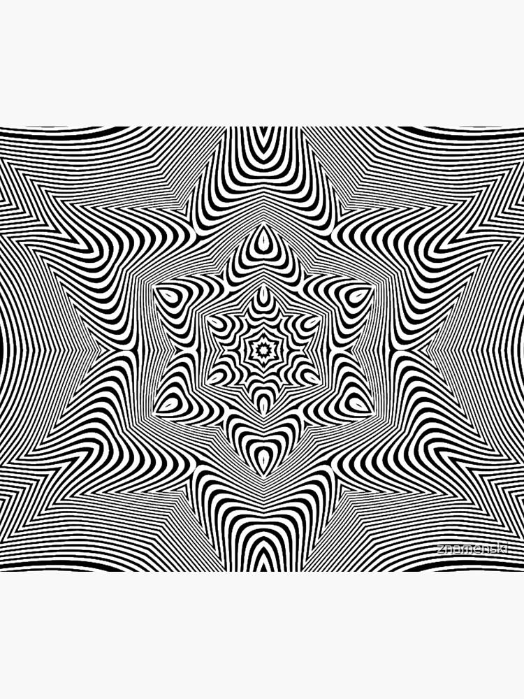 Visual Optical Illusion by znamenski