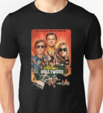 Once Upon a Time in Hollywood Slim Fit T-Shirt