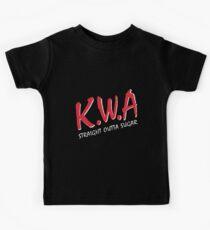 KWA Kids With Attitude... Straight Outta Sugar Kids Clothes