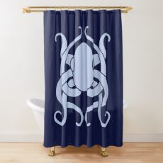 Clever Creature Shower Curtain