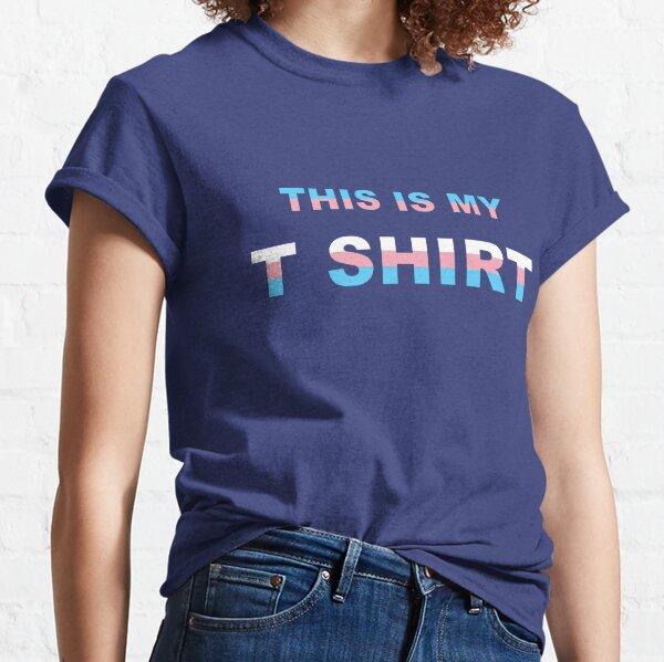 T Shirt Again Classic T-Shirt