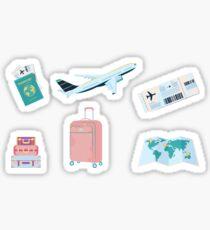 Travel Sticker Pack Sticker