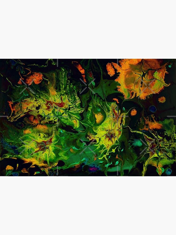 Abyssal Life: undersea marine life by kerravonsen