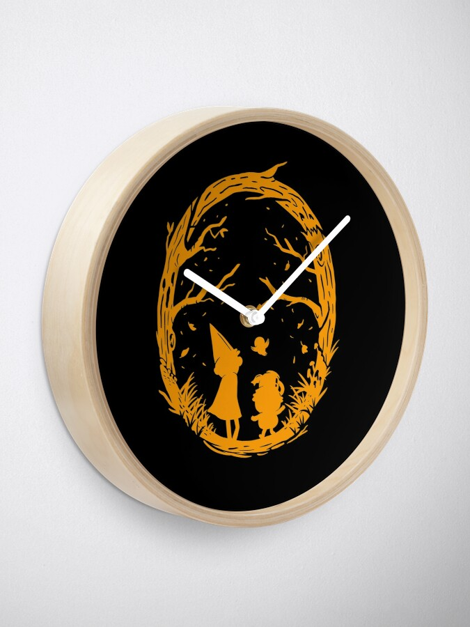 Alternate view of Brothers Clock