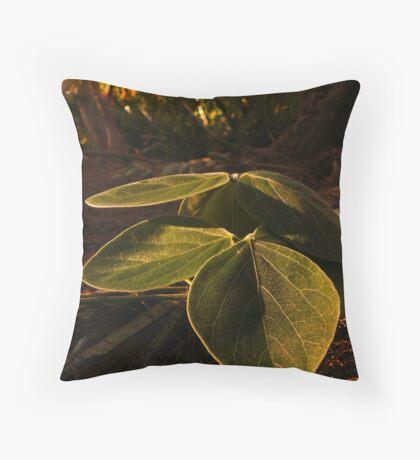 Friendly Fauna Throw Pillow