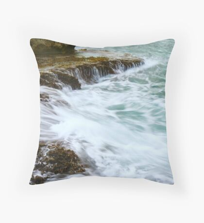 Smoother in the Morning Throw Pillow