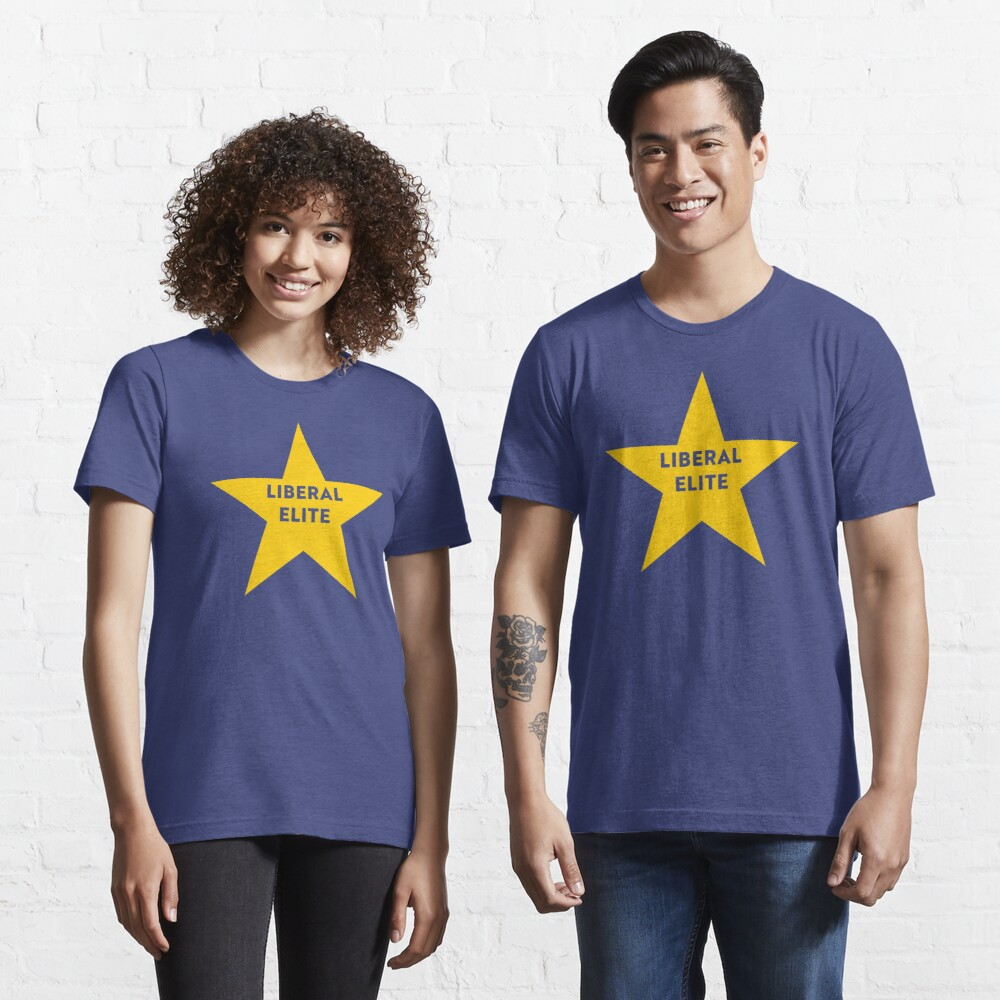 NDVH Remainer Liberal Elite Essential T-Shirt