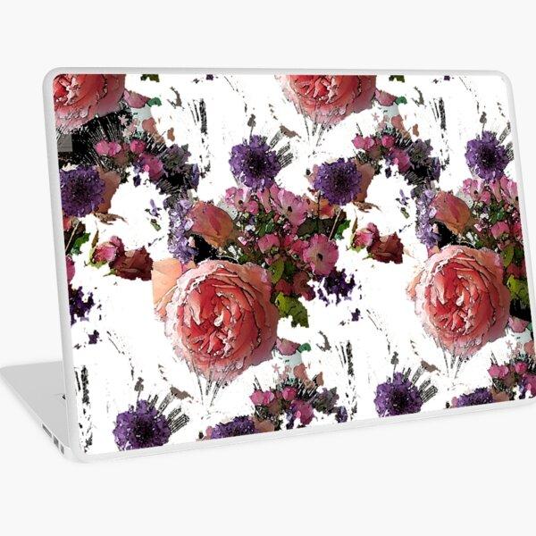 Floral pattern  Laptop Skin