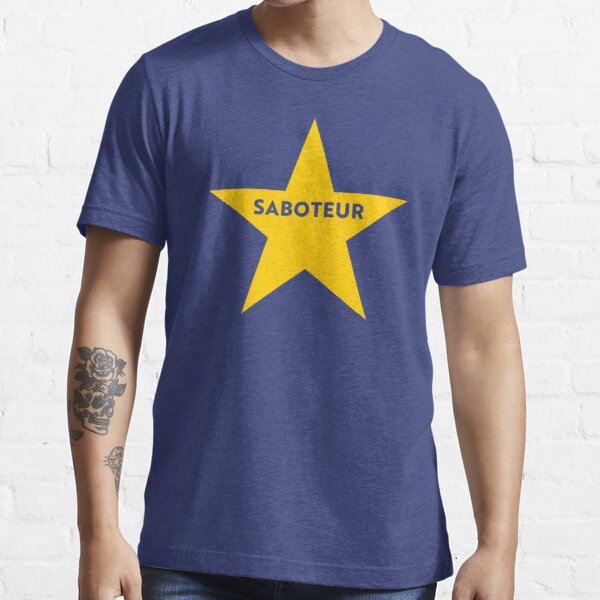 NDVH Remainer Saboteur Essential T-Shirt