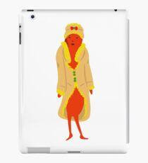 Stylish Hotdog iPad Case/Skin