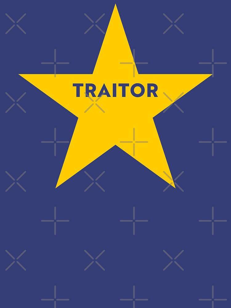 NDVH Remainer Traitor by nikhorne