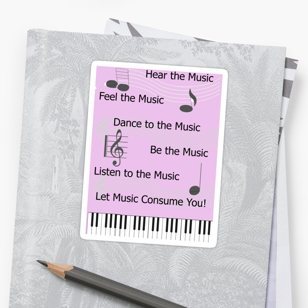 For the Love of Music by Bernie Stronner
