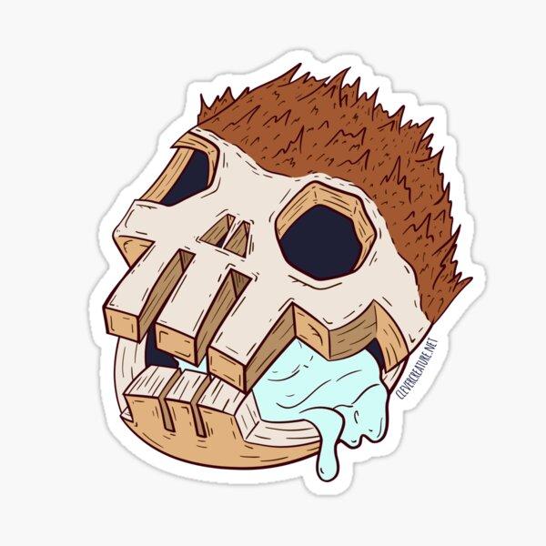 Muerte Colada Sticker