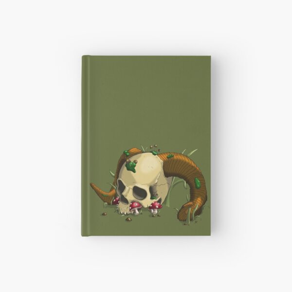Rest for the Wicked Hardcover Journal