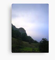 Crag Canvas Print