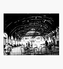 Mount Royal Pavilion  Photographic Print