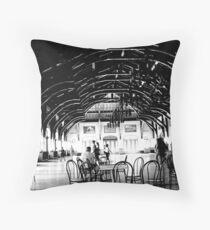 Mount Royal Pavilion  Throw Pillow