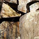 Cataract Gorge Rocks 1K by MyceanSage