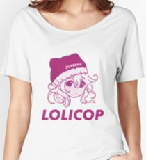 Supreme Lolicop (Pink Blush) LIMITED ED. Relaxed Fit T-Shirt