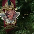 Victorian Paper Ornament by GUTHRIE TERRITORIAL FOUNDATION