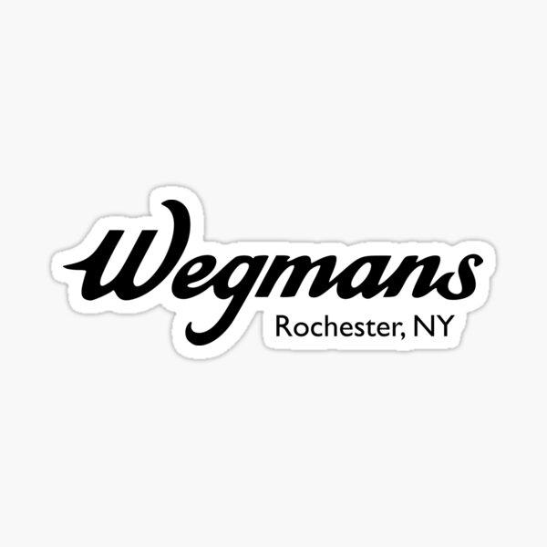 Wegmans Market Rochester Sticker
