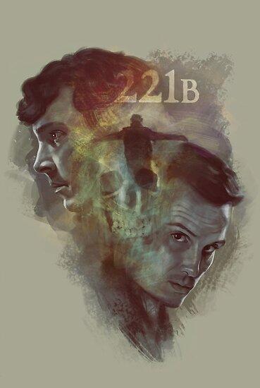 Sherlock by miriamuk