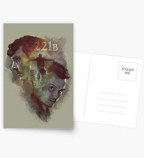 Sherlock Postcards