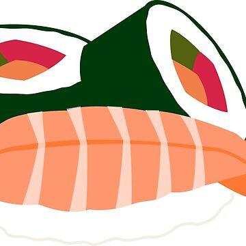 «Le repas japonais» par AleCampa