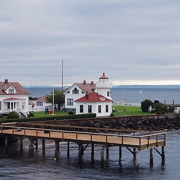 Mukilteo lighthouse from the outgoing ferry by windflowers43