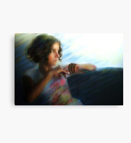 ADRIAN AA Canvas Print
