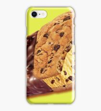 Chocolate & biscuit iPhone Case/Skin