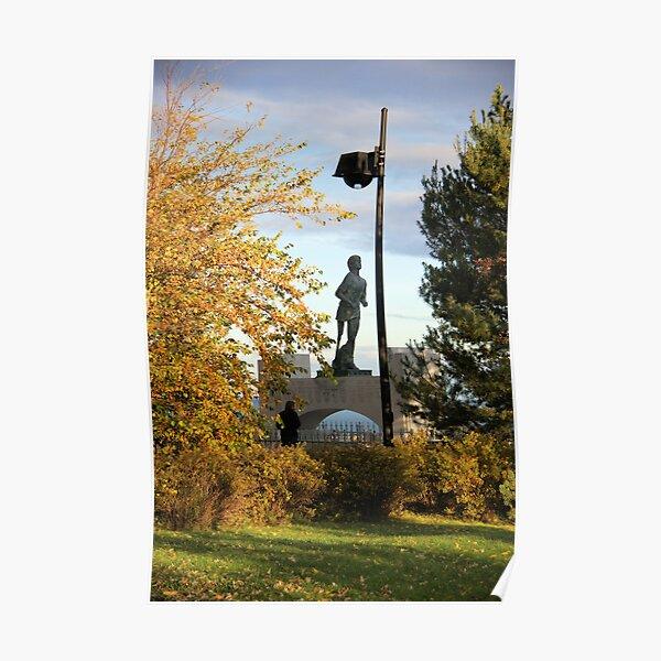 Autumn at Fox Poster