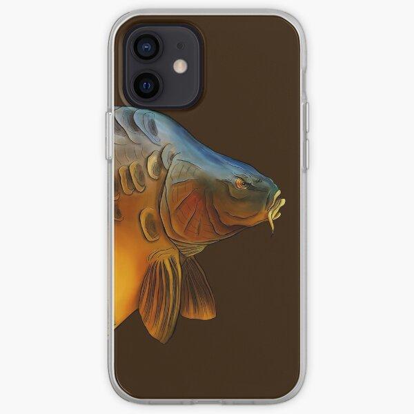 Big carp iPhone Soft Case