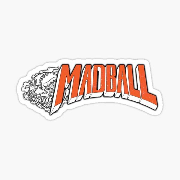Madball Sticker