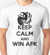 AFK GEWINNEN Slim Fit T-Shirt