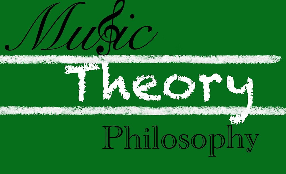 Official Logo For Music Theory Philosophy by Dean Nelson