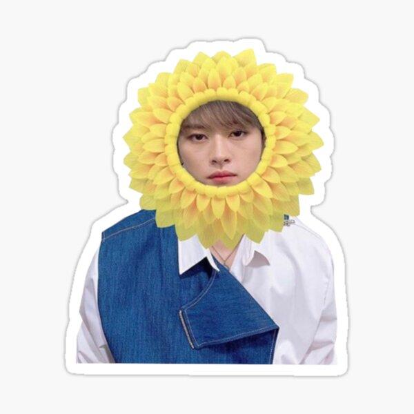 Minho Sunflower Sticker