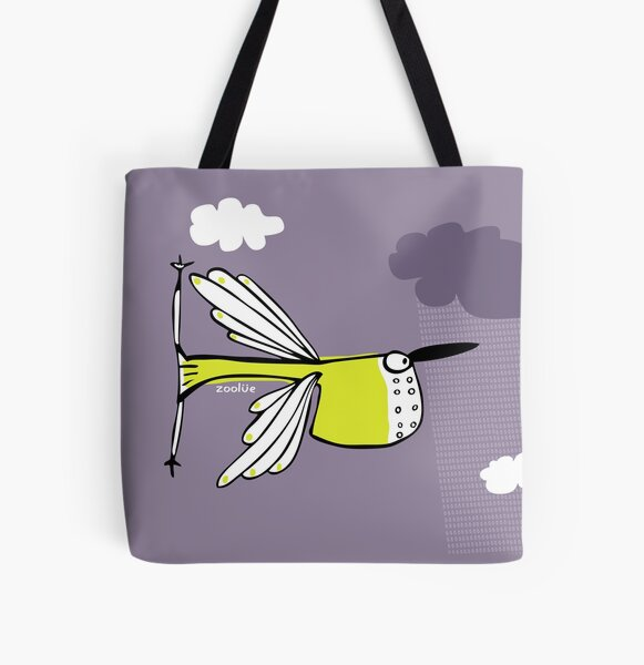 Sir Pepper All Over Print Tote Bag