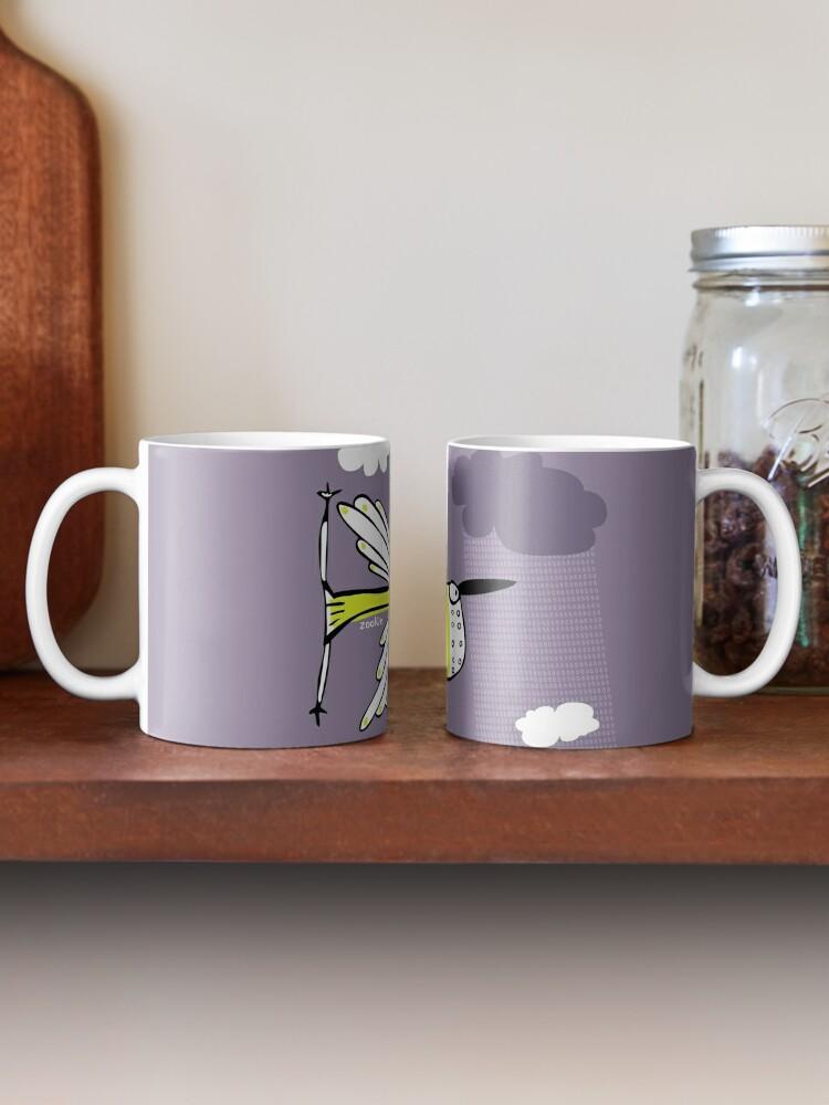 Alternate view of Sir Pepper Mug