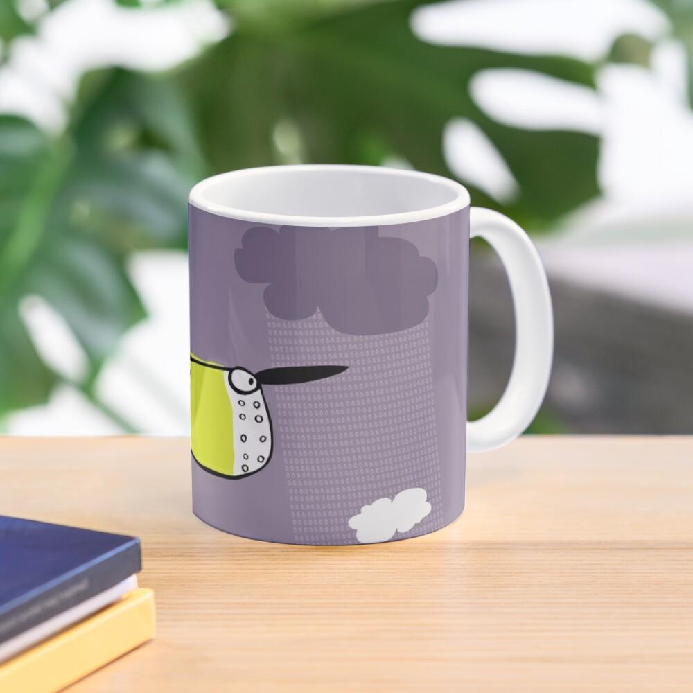 Sir Pepper Mug