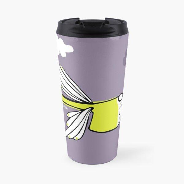 Sir Pepper Travel Mug