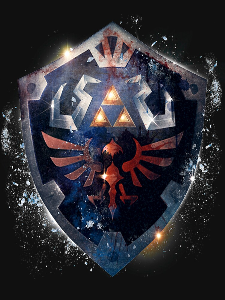 Shield the Legend Of Zelda | Classic T-Shirt