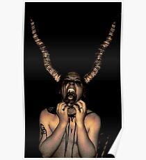 Vampire God Poster