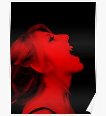 Vampire Red Poster
