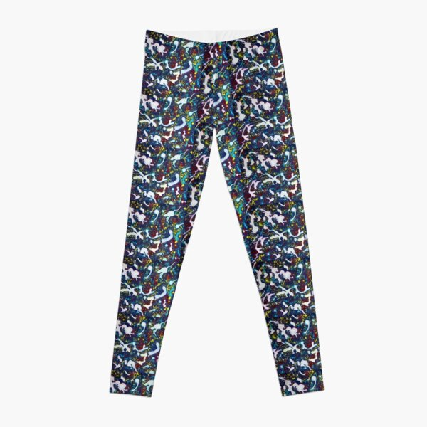 Vision - Abstract Leggings