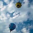 Flying high by jaffa