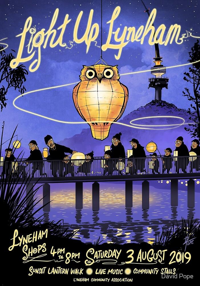 Light Up Lyneham lantern festival 2019 by David Pope