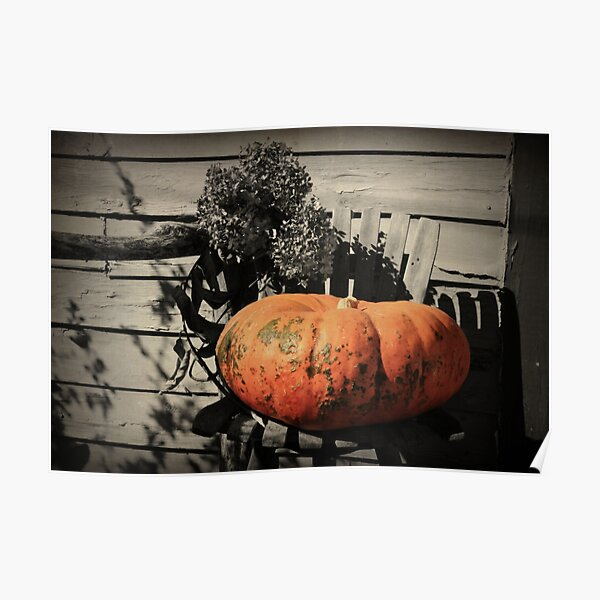 A Harvest Still Life Poster